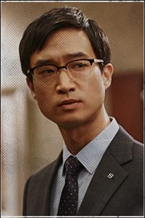안태욱(조우진) / 세금징수국 국장