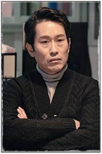 Jeonseongsik(CHO Huibong)/強組長
