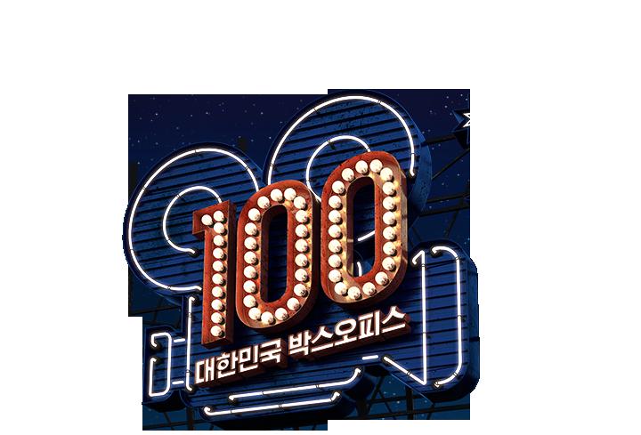 관객들이 사랑한 최상위 영화 대한민국 박스오피스100