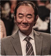 Cho Young-guk(Kim Hongpa)