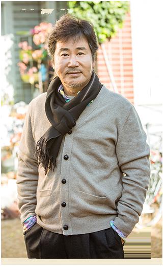 鄭澈(柳東根)|  父親