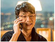 영석 (김태우) | 연수의 애인이자 직장 거래처 대표