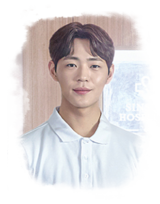 Kim Nam-woo(Shin Ja-ha)/見習生