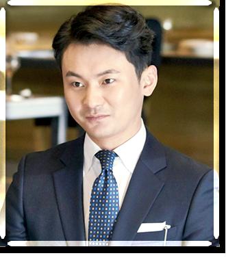 Park Woo-jin(男/ 28歲/多哈秘書)