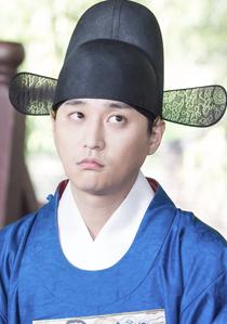 김수지 (남, 20대 후반, 김차언의 아들, 예조 정랑)