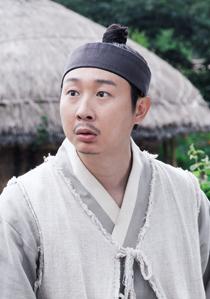 구돌 (남, 20대 중반, 봉수군, 끝녀의 남편)