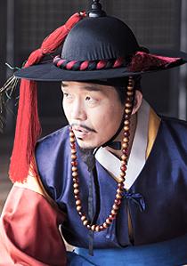 조부영 현감 (남, 40대 후반, 송주현 현감)