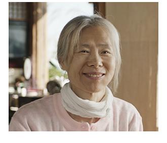 깡순 할머니 (69세)