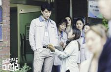 유부장과 미어캣 청일전자 직원들