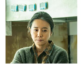 송영숙 (46)ㅣ국숫집 사장, 영하의 아내