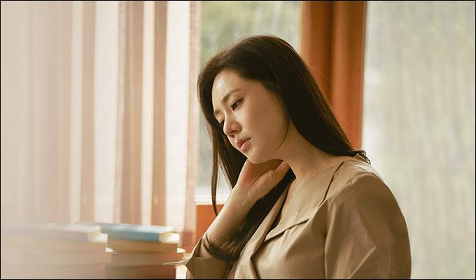김은주 (큰 딸, 전직 변리사. 현직 주부)