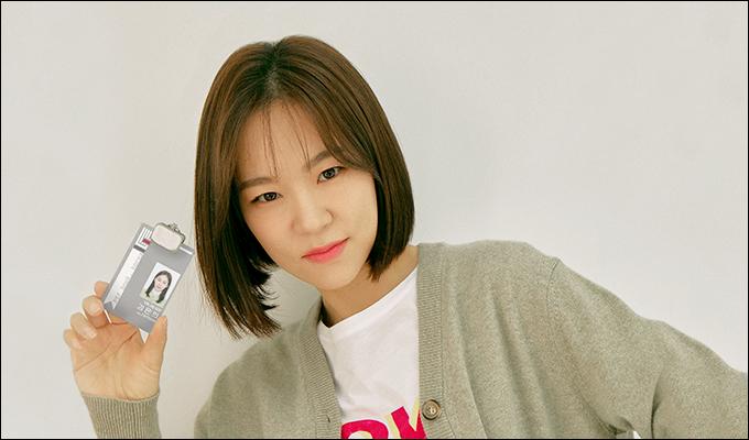 김은희 (작은 딸, P&Fbook 출판사 팀장)