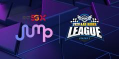 2020 SKT 5GX JUMP 카트라이더 리그 시즌2