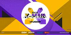게임콘 : X-MAN of LEGION
