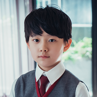 한하준 (8살)