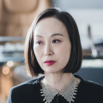 도진설 (50대 초반) / 우현주