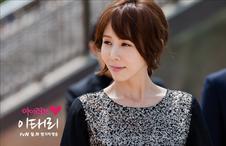 2화 수영장 씬 촬영장의 세 배우!