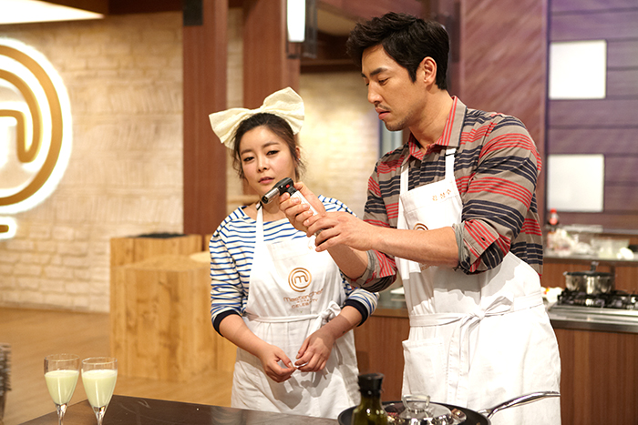 Masterchef korea celebrity episode 4 eng sub