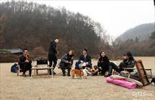 [3화 비하인드] 친구들과 캠핑!