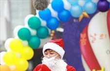 비주얼 산타