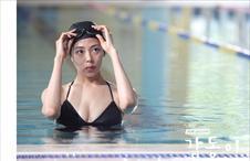 [갑동이] 수영하는 영애!