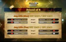 [H/S Masters S2] Round of 8 Match up