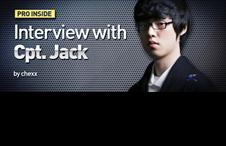 [Pro Inside] Interview with Cpt.Jack by chexx