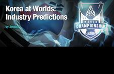 [LOL Worlds 2014] Korea at Worlds: Industry Predictions by Jessica