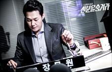 박성웅, 어떤 각도에서도 카리스마 뚝뚝!