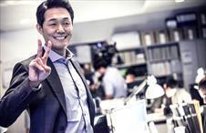 '웅라스마' 박성웅, 오늘은 미소천사!?