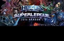 Heroes of the Storm Superleague 2016 English Streams