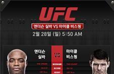 UFC 실바 VS 비스핑
