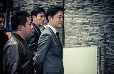 유준상 '싱긋 미소' 현실과 드라마 사이