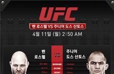 UFC 로스웰 VS 산토스