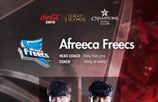 Afreeca Freecs - 2016 Coca-Cola Zero LoL Champions Korea Summer