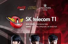 SK telecom T1 - 2016 Coca-Cola Zero LoL Champions Korea Summer