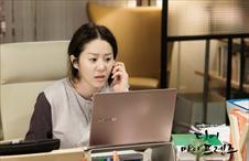 일하는 모습도 아름다운 완이 feat.그녀의 꿀피부