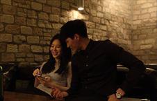[#뒤스포토] 제니(유라) & 강우(안보현)