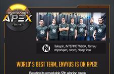 [EnVyUs] World's best team, EnVyUs is on Apex!