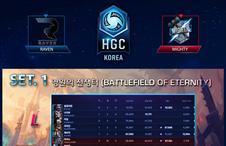 [HGC KR] 0423 Raven vs Mighty