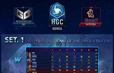 [HGC KR] 0421 GG vs BlossoM