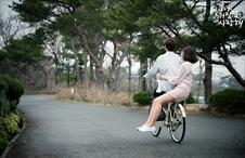 결림의 예쁜 자전거 투샷!