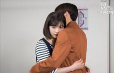 소림을 위로하는 한결, HUG!!!