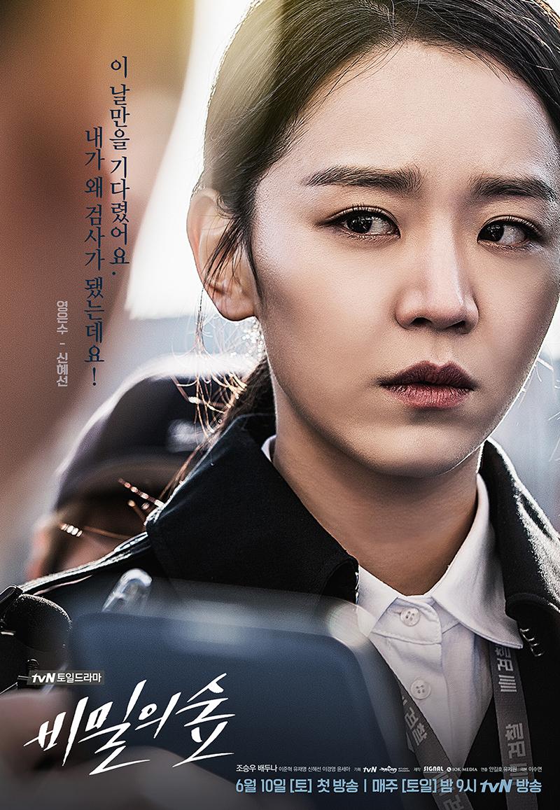 2017年韓劇《秘密森林》劇情介紹(曹承佑、裴斗娜) 5
