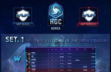 [HGC KR] 0716 MVP BLACK vs MVP Miracle