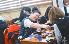 곤지암 국밥 원샷 후 워크샵 시작!