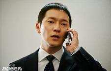 차영진 선임 행정관 (경호원 아님)