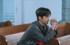 기도하는 꽃비