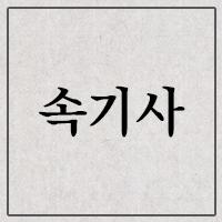 (4) 속기사