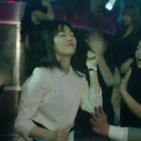 (3) 클럽에서 춤추는 해영이
